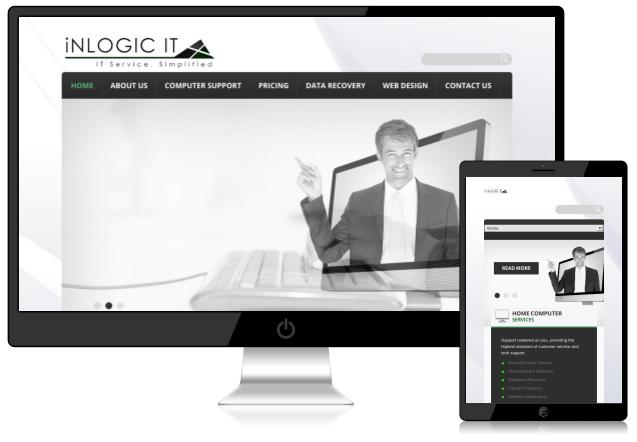 IT Company Website