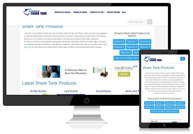Shark Tank Blog
